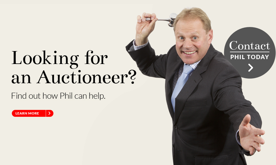 Looking for an Auctioneer?